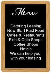 Catering equipment leasing specialists, Oak Leasing