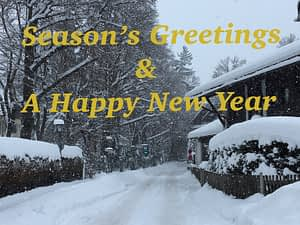 Oak Leasing wishes all of our customers and suppliers  the seasons greetings